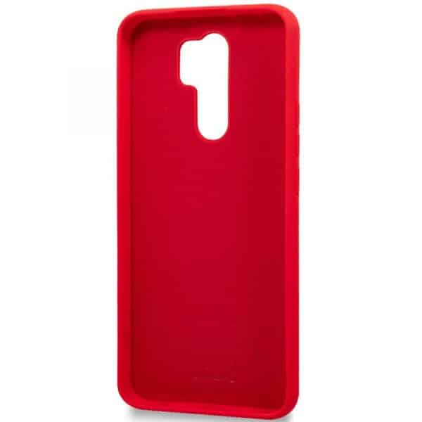 carcasa xiaomi redmi 9 cover rojo 2