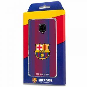 carcasa xiaomi redmi note 9s note 9 pro licencia futbol fc barcelona 2