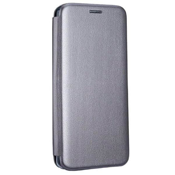 funda flip cover iphone 12 mini elegance plata 3