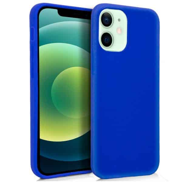 funda silicona iphone 12 12 pro azul 1