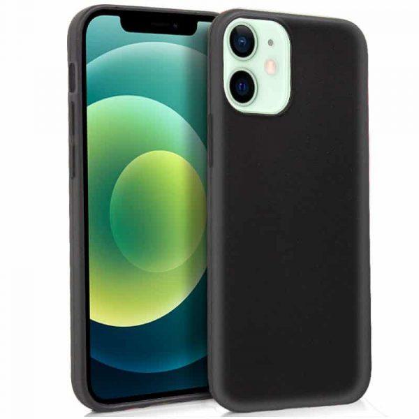 funda silicona iphone 12 12 pro negro 1