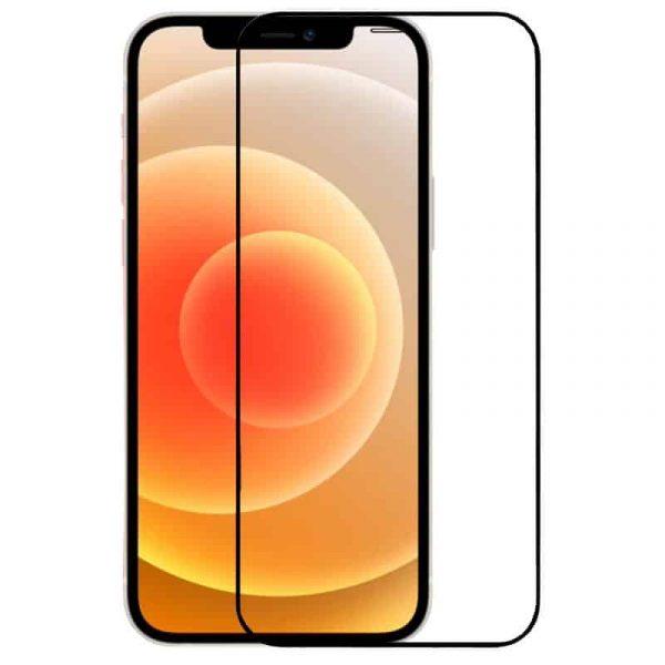 protector pantalla cristal templado iphone 12 mini full 3d negro 1