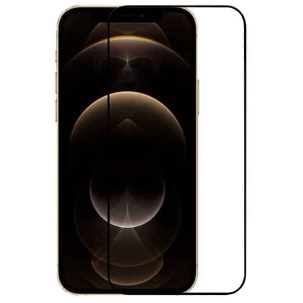protector pantalla cristal templado iphone 12 pro max full 3d negro 1