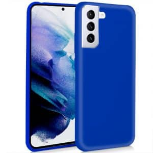 funda cool silicona para samsung galaxy s21 plus azul 1