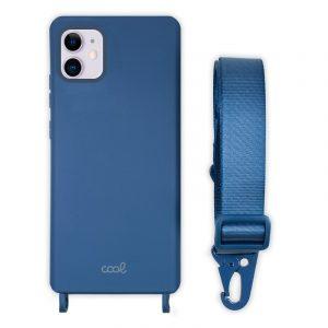 carcasa iphone 11 cinta azul 1
