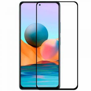 protector pantalla cristal templado xiaomi redmi note 10 pro full 3d negro 1